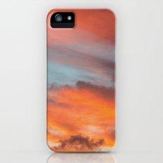 SIMPLY SKY iPhone (5, 5s) Slim Case