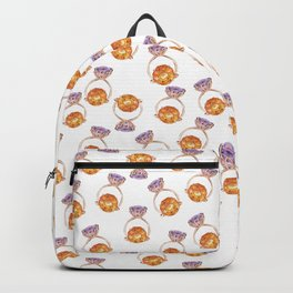 Circles in circles Backpack