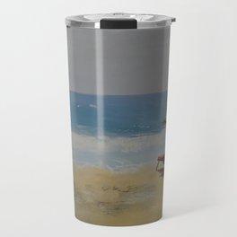 Beach Romance Travel Mug
