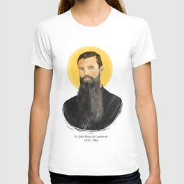 Pe. Julio Maria de Lombaerde T-shirt