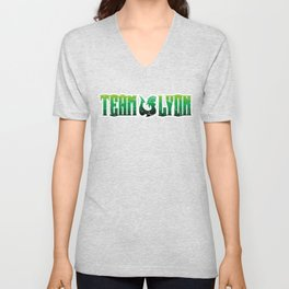 Team Lyon Unisex V-Neck