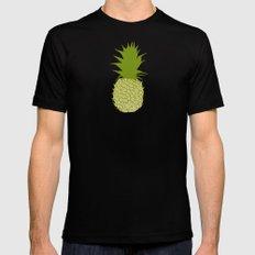 Pineapple Mens Fitted Tee Black MEDIUM
