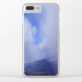 Winter day 10 Clear iPhone Case