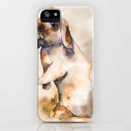 BUNNY#7 iPhone Case