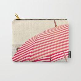 Summer Beach Umbrella Carry-All Pouch