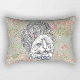 Meowrie Antoinette Rectangular Pillow