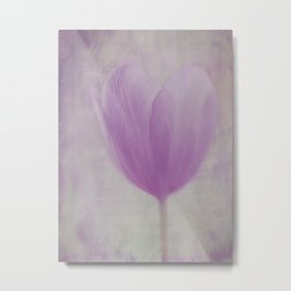Flower Art - Love Is The Flower Metal Print