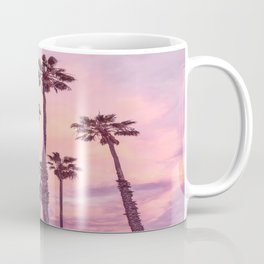 Palms to Pink World Coffee Mug