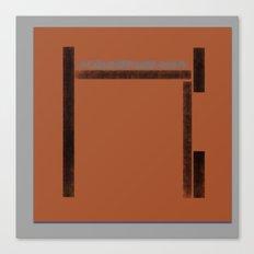 Building Blocks (Childhood) Canvas Print