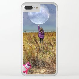 Lotso's Moon Clear iPhone Case
