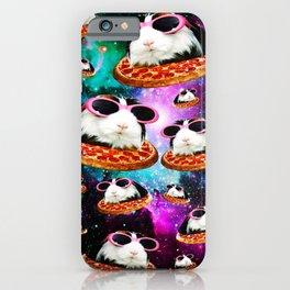 Funny guinea pig iPhone Case