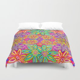 Child of the 60's Duvet Cover