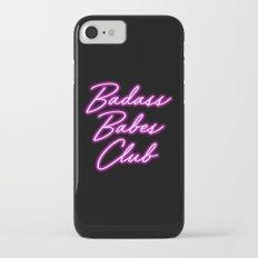 Badass Babes Club iPhone 8 Slim Case