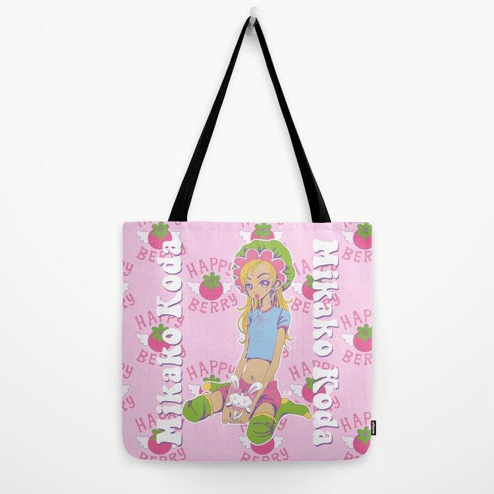 918ade134e Happy Berry Tote Bag by trigun29