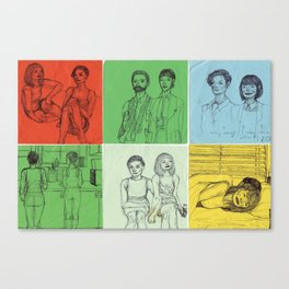 Bo & co. Canvas Print