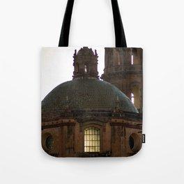 Dome color Tote Bag