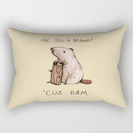 Dam Rectangular Pillow