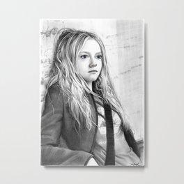 Dakota Metal Print
