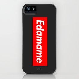 Edamame iPhone Case
