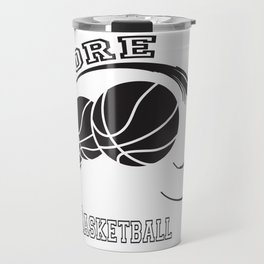 Basketball Score Travel Mug