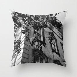 Savannah V Throw Pillow