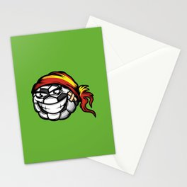 Football - Spain Stationery Cards