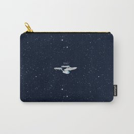 Star trek Star ship Enterprise NCC-1701 Carry-All Pouch