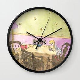 Goldilocks Sampling the Porridge Wall Clock