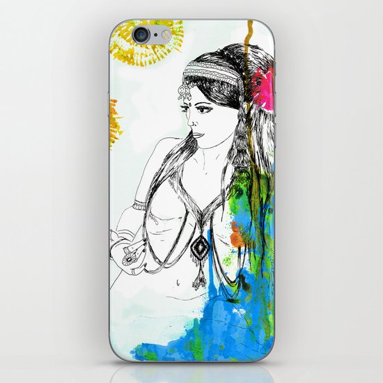 Tribal Beauty 6 iPhone & iPod Skin