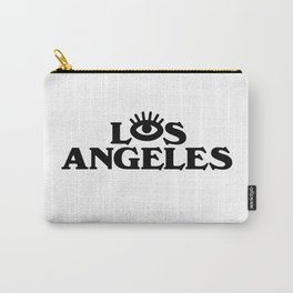 Los Angeles Third Eye Carry-All Pouch