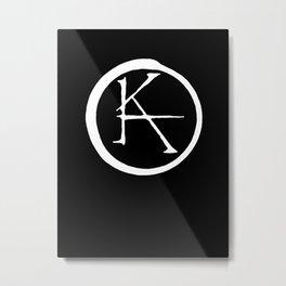 Ka Metal Print