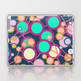 Colorful networks Laptop & iPad Skin