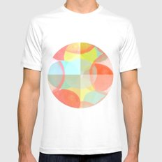 Marshmallows Mens Fitted Tee White MEDIUM