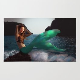 The Mermaid Rug