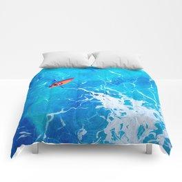 Kayak-Itti-Yak Comforters