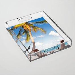 Tulum Acrylic Tray