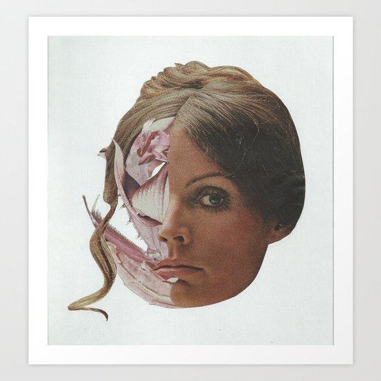 If Looks Could Kill Art Print