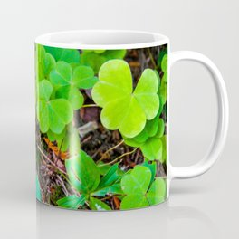 Lucky Mushroom Coffee Mug