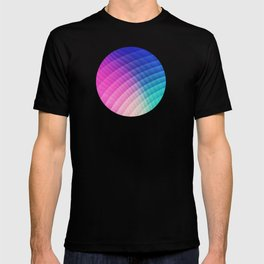 Abstract Colorful Art Pattern (LTBG - Low poly) - Texture aka. Spectrum Bomb! (Photoshop Colorpicker T-shirt