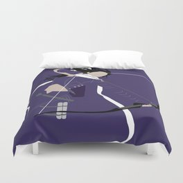 Kate Bishop Duvet Cover