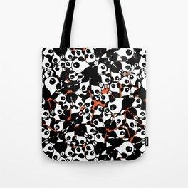PANDA! PANDA! PANDA! Tote Bag