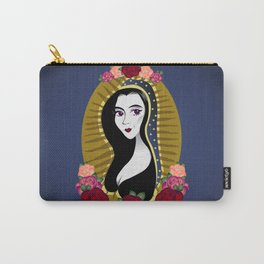 Our Lady Morticia of Addams Carry-All Pouch