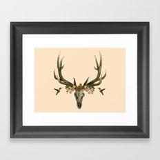 My Design Framed Art Print