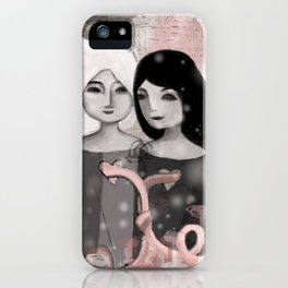a lease of each other iPhone Case