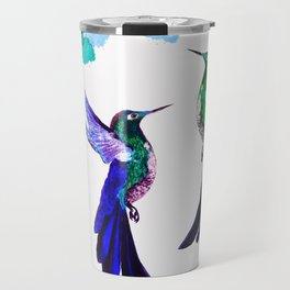 Hummingbird spirit duo Travel Mug