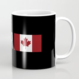 Welder: Canadian Flag Coffee Mug