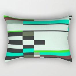 Geometric design - Bauhaus inspired Rectangular Pillow