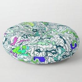 Kamasutra LOVE - Forest Green Floor Pillow
