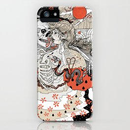 Just Animals iPhone Case