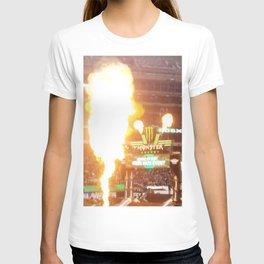 MX Supercross Explosive Fire T-shirt